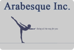 Arabesque Inc Logo